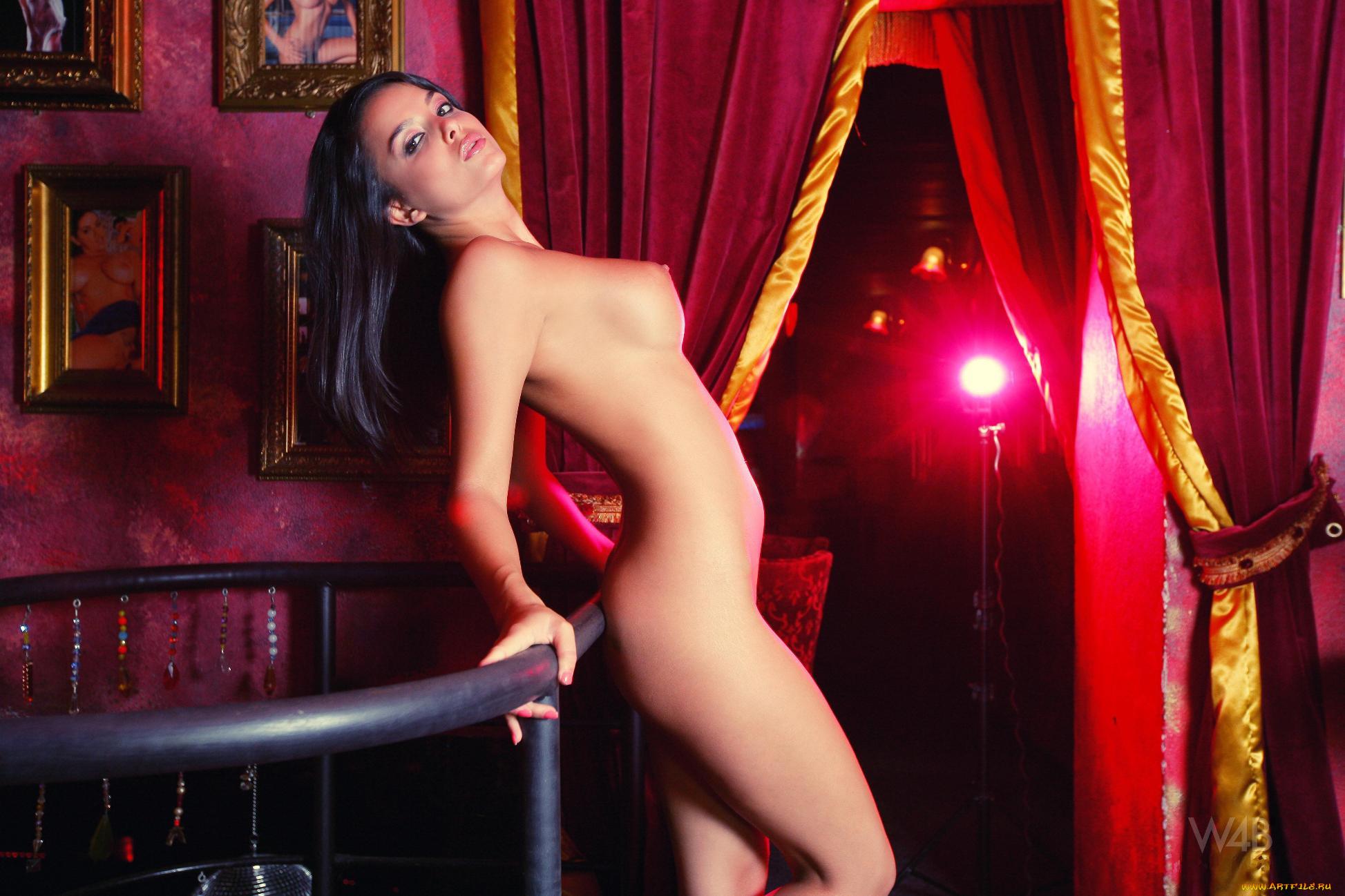 England striptease